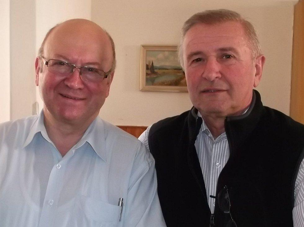 Vladimír Remek je stejný na fotografiích i ve skutečnosti.