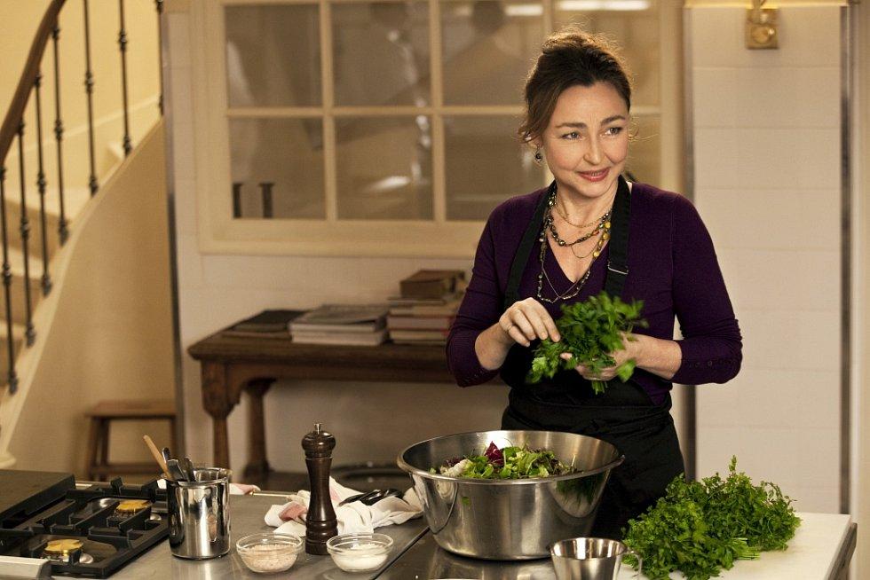 V českobudějovickém kině Kotva se od 22. do 28. listopadu uskuteční Festival francouzského filmu. Snímek z filmu Z prezidentské kuchyně, promítá se 28. listopadu.