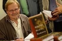 Spisovatel David Jan Žák, autor bestselleru Návrat Krále Šumavy.