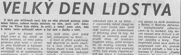 Ztextu 1969.