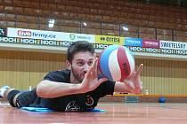 Jihostroj České Budějovice v tréninku