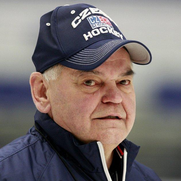Vladimír Vůjtek starší, hokejový trenér