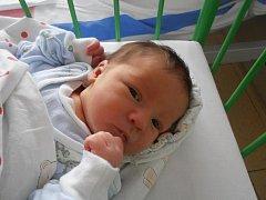 Lukáš Horelica se narodil v sobotu 8.10.2011 deset minut před 10. hodinou večerní. Porodní váha malého Lukáška byla 3,61 kg. Doma v Trhových Svinech už se na něj moc těší sedmiletý bráška Kája.