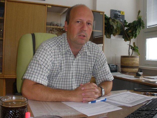 Jiří Pelikán z inspekce práce.