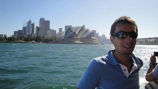 Vlastimil Vlášek si prožije letošní olympijské hry v Sydney