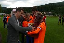 Magic Cup 2014, Karel Poborský