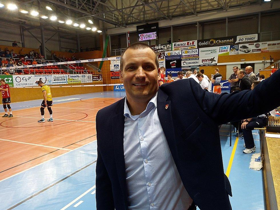 Jihostroj České Budějovice vyhrál v Příbrami.