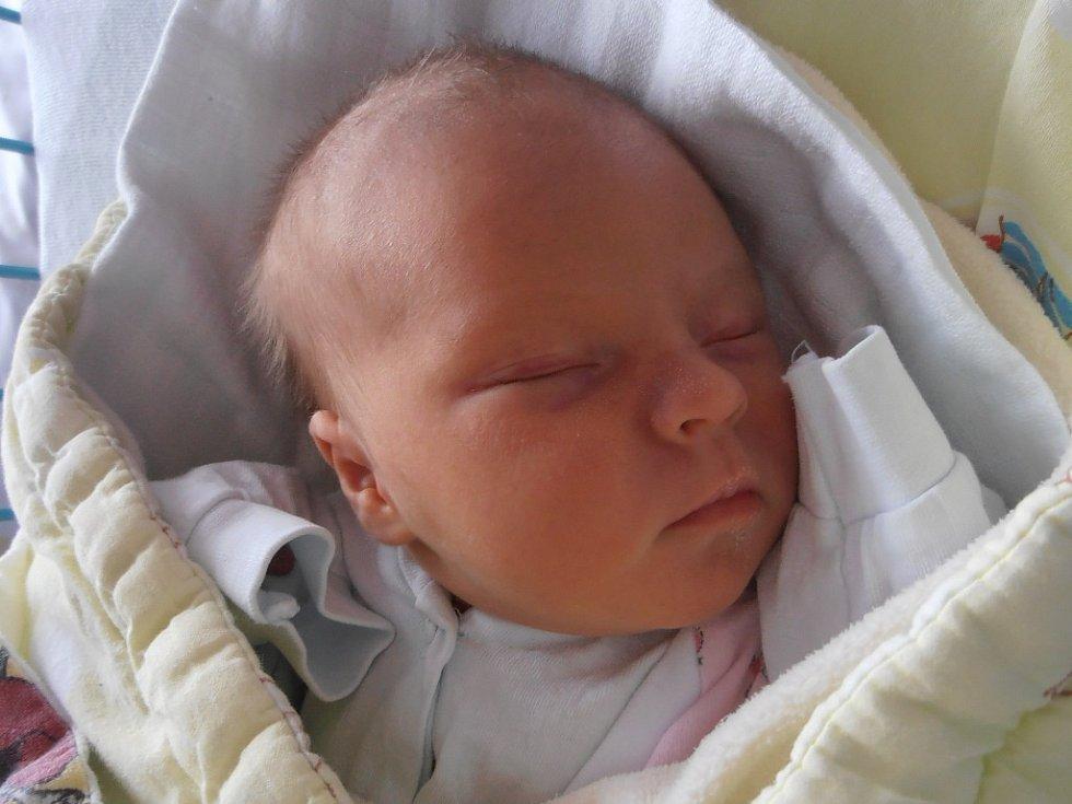 Prvorozená Adéla Sklenářová se na svět poprvé podívala v pondělí 25. 5. 2015 v 15 hodin a 35 minut. Po narození se pyšnila váhou 3,21 kg. Šťastní rodiče Petra a Pavel Sklenářovi budou svou dcerku vychovávat ve Zlivi.