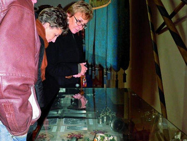 Sobotní zahájení provozu klášterního muzea v Borovanech si nechal ujít jen málokdo.