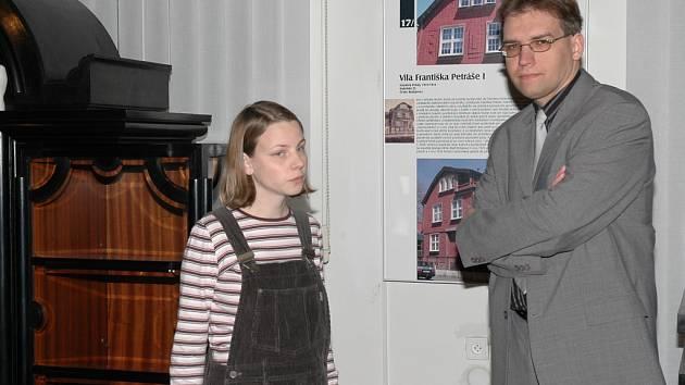 Výstavu v Jihočeském muzeu uvedli samotní autoři publikace : Eva Erbanová a Milan Šilhan.