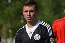 Zdeněk Linhart na turnaji v Žirovnici nastřílel Jihlavě za poločas tři góly.