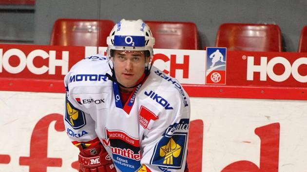 Dvacetiletý útočník David Kuchejda již brzy poprvé oblékne extraligový dres HC Mountfield.