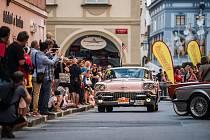 Veteránská rallye South Bohemia Classic představí nablýskané vozy známých i méně známých značek.