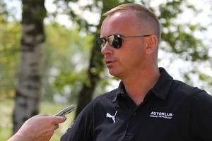Prezident Autoklubu Jan Šťovíček v rozhovoru pro Deník.