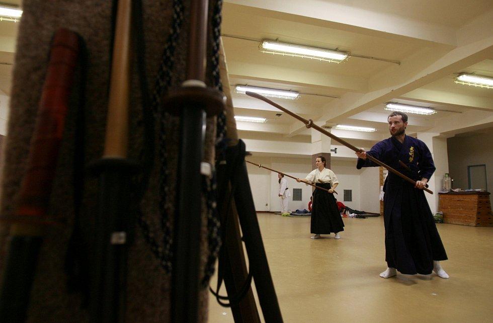 KATA 24. Celodenního cvičení se zúčastnili vyznavači různých umění.