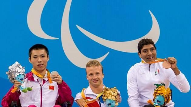 Arnošt Petráček vyhrál zlatou medaili s téměř dvousekundovým náskokem.