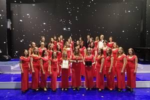 Pěvecký sbor z jihu Čech přivezl úspěch z mezinárodní soutěže.