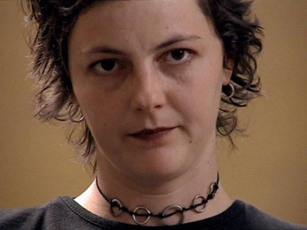 Danu ztvárnila herečka Eva Vrbková.
