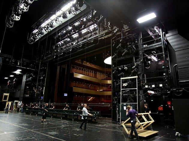 Hudební divadlo vLinci slaví tento víkend rok existence.