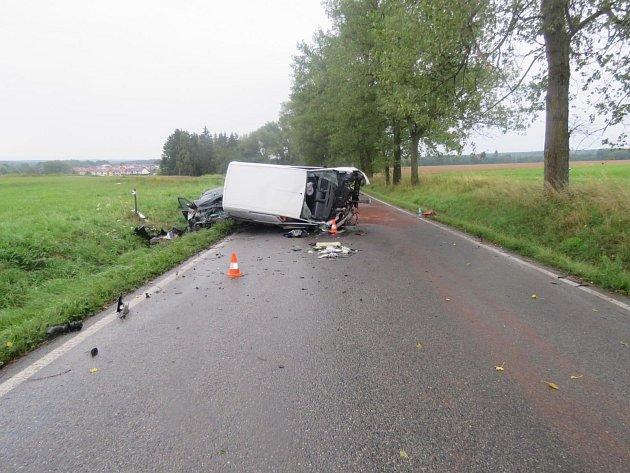 V neděli 6. srpna došlo u Ledenic na Českobudějovicku k smrtelné dopravní nehodě.