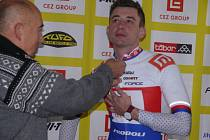 Radomír Šimůnek podepsal smlouvu v ČEZ CT Tábor