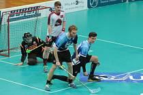 V semifinále vyřadili Štíři ve čtyřech utkáních Kadaň.