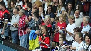 Jihostroj má 10. titul. Porazil Liberec ve finále extraligy i potřetí