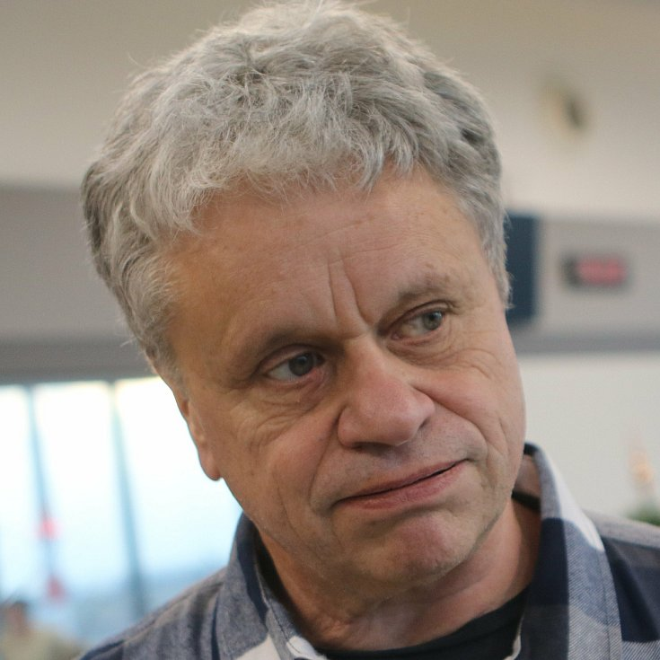 Otakar Svoboda, ředitel Jihočeské filharmonie, České Budějovice.