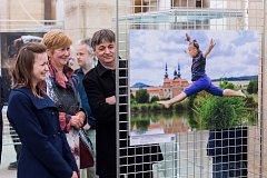Fotografie v Olomouci pobavila návštěvníky.