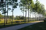 První návrhy podoby nové části parku 4 Dvory mezi budějovickými sídlišti Máj a Vltava.