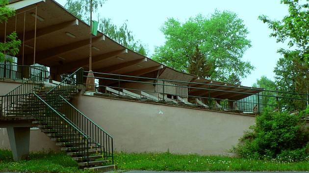 Letní kino Háječek.