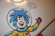 Osmý ročník Festivalu dětských knih byl letos zaměřen hlavně na komiks.