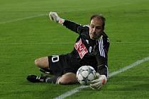 Zdeněk Křížek byl v zápase Dynama s Plzní (0:0) médii i fanoušky označen za Muže utkání.