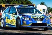 Čtyřikrát dokázal Václav Pech vyhrát Rallye Český Krumlov, která se letos pojede až na podzim.