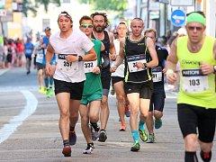 Je tu opět Mattoni 1/2 Maraton. Ilustrační foto