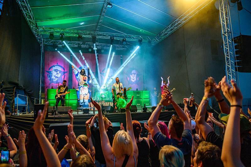 Rybičky 48 předvedli v českobudějovické Žižkárně strhující show.