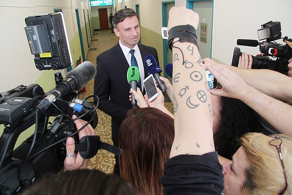 V pondělí dopoledne padla krajská koalice ČSSD, ANO a Jihočechů 2012. Na snímku hejtman Jiří Zimola.