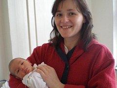Helena Kocinová, Trhové Sviny, 8. 3. 2010 v 17.16 h, 2,98 kg.
