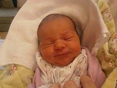 Izabela Fürstová přišla na svět s porodní váhou 3,50 kg v pondělí 20. října 2014 v 11 hodin a 11 minut a je prvním potomkem šťastných rodičů Romany a Jakuba. Rodina je doma v Českých Budějovicích.