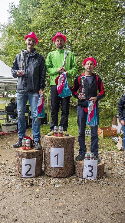 Běh kolem středu Evropy bavil malé i velké závodníky. Těší se na 3. ročník.