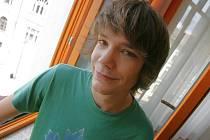 Již více než rok pomáhá lidem v Českých Budějovicích mladík Hannes Tholen z německého Oldenburgu.