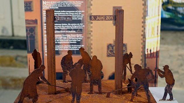Kde postaví památník pomocníků?