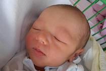 3,08 kg – tolik po porodu vážila Michaela Bílková ze Včelné. Pro příchod na svět se rozhodla 2 minuty po 19. hodině v pondělí 27.2.2012. Doma už se na ni  moc těší tříletá sestřička Terezka.