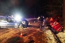 Při pondělní tragické nehodě mezi Žárem a Novými Hrady zemřel třiadvacetiletý muž.