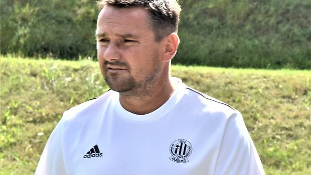 Trenér Karel Havlíček záchranu devatenáctky Dynama v I. lize dorostu považuje za velký úspěch.