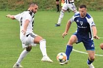 Tomáš Sivok si v zápase s Vlašimí po dlouhé době zase zahrál v dresu Dynama.