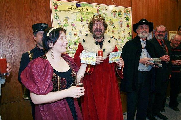 Festival dětských knih v Budějovicích přilákal kolem 2000 lidí.