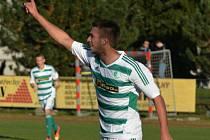 Milan Jurdík se na farmě blýskl dvěma góly, trefí se i v neděli v duelu Dynama s Vyšehradem?