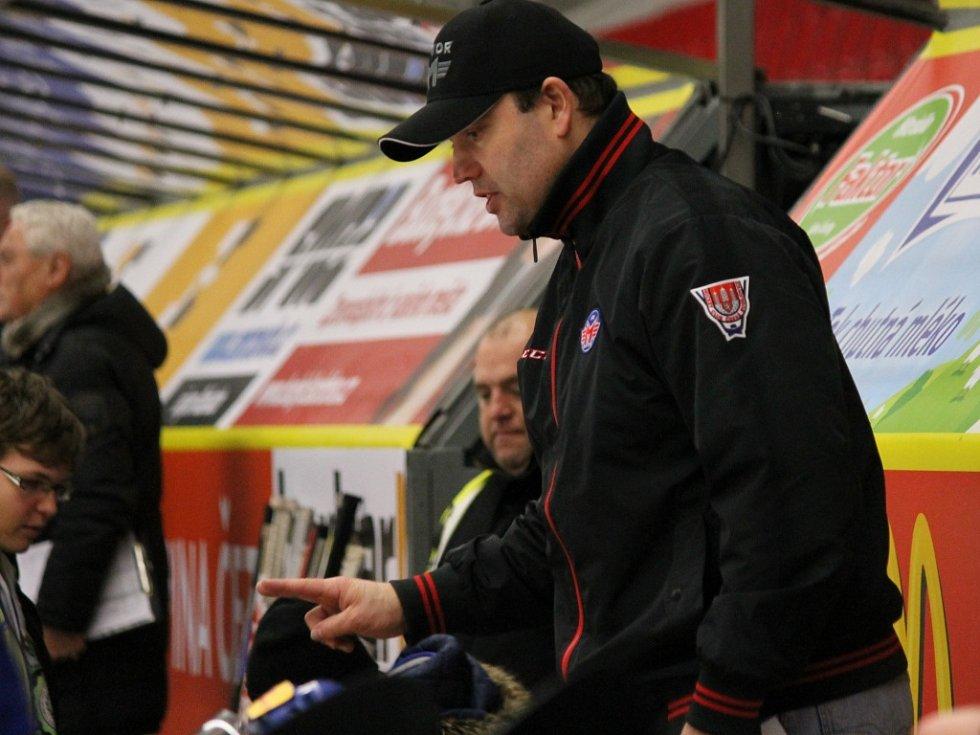 Extraligoví junioři Motoru podlehli doma Spartě gólem v prodloužení 3:4.