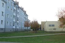 Místo výměníku chce investor v českobudějovické Hálkově ulici postavit vícepodlažní bytový dům s 33 byty.